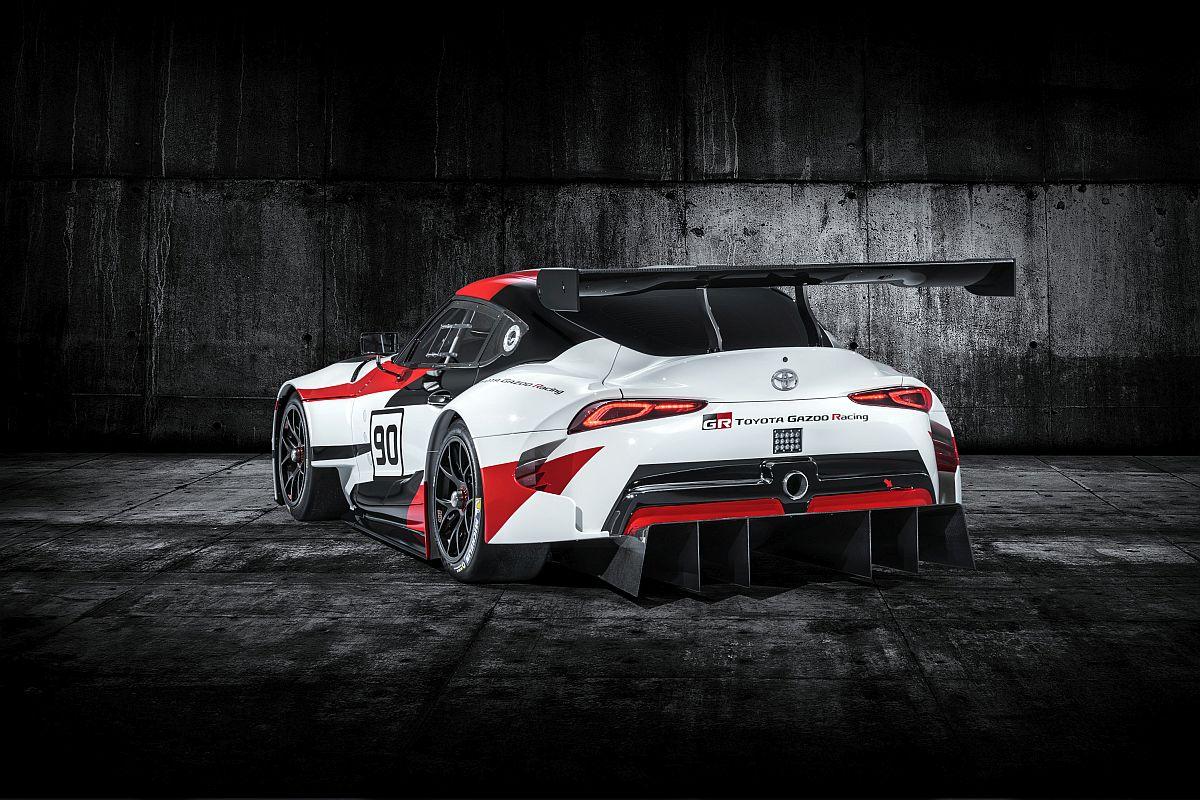 Toyota GR Supra Racing Concept 6