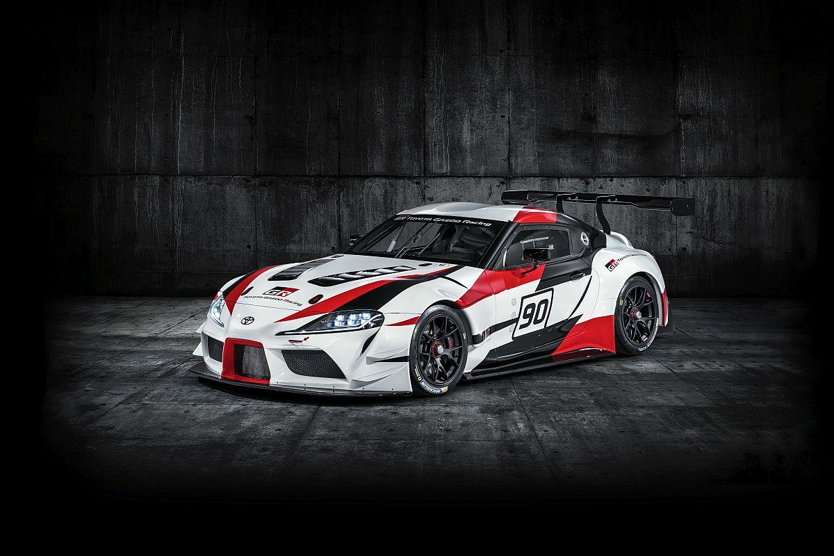 Toyota GR Supra Racing Concept 9